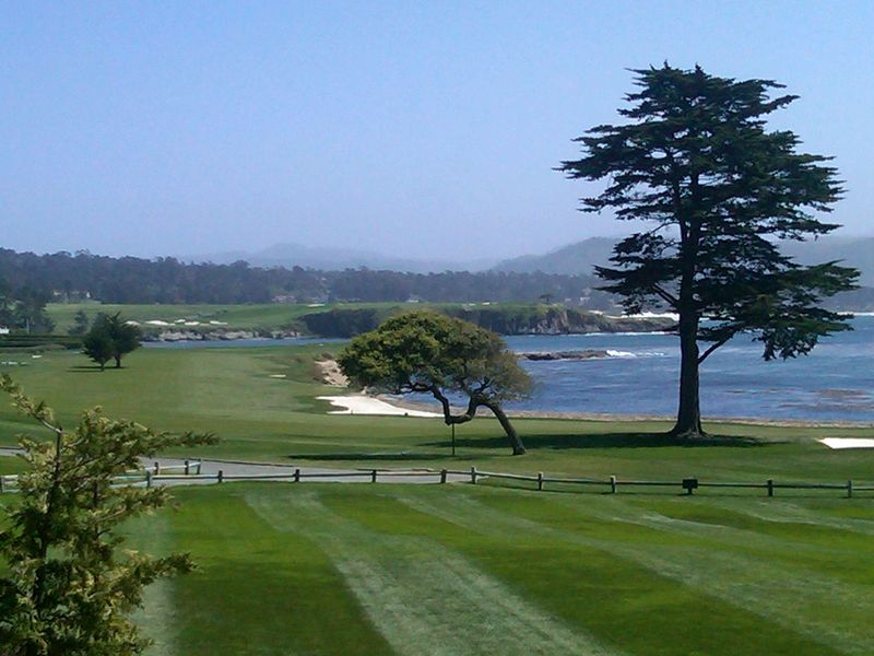 No. 18 pebble