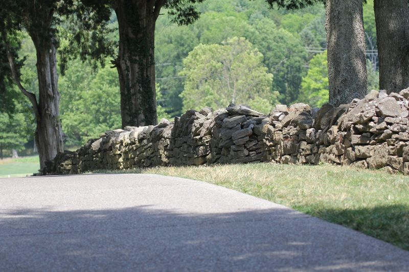 Stone Wall from civil war (3)