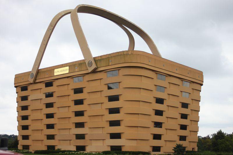 Basket Longaberger (10)