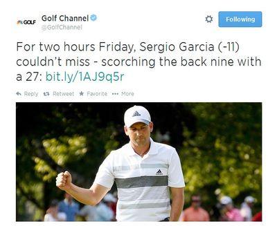 Sergio Tweet