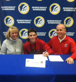 Will Grimmer, Ohio State