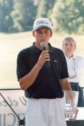 Sergio Garcia at 1998 Marsh Apawamis Junior victory (4)