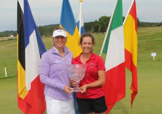 Marion Veysseyre Champion