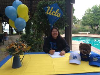 Bethany Wu, UCLA